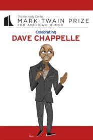 Slavíme s Davem Chappellem: ocenění Marka Twaina za americký humor