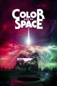 Barva z vesmíru