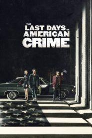 Konec zločinu v Americe