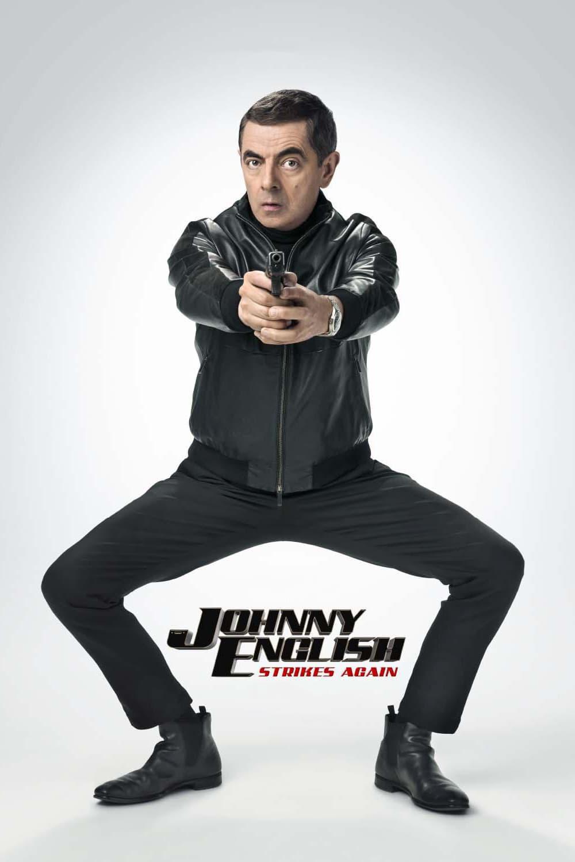 Johnny English Strikes Again Free Movies Online