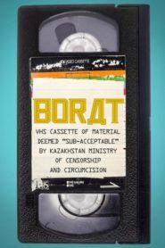 Borat: VHS Cassette of Material Deemed 'Sub-acceptable' by Kazakhstan Ministry of Censorsh